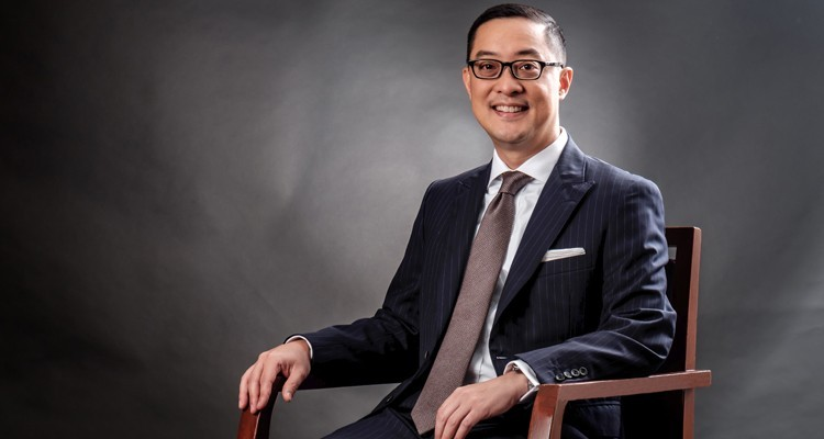 Carlo Katigbak, CEO, ABC-CBN