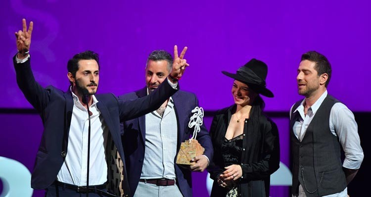"Israel's ""When Heroes Fly"", produced by Spiro Films and globally distributed by Keshet International, received the award for Best Series at Canneseries"