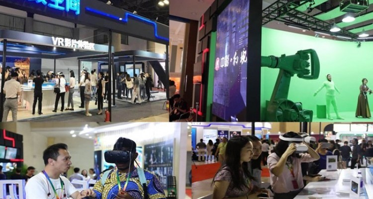 China content production, VR and interactive programming were the hot topic on this new edition