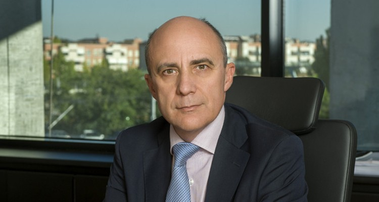 Enrique Alejo, director general de RTVE