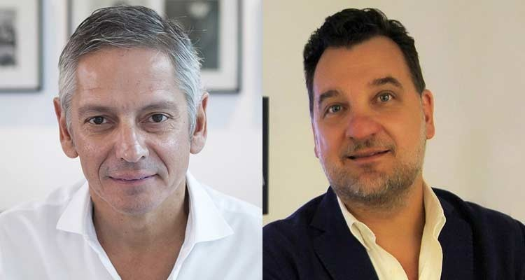 Turkey will be again reflected in Singapore: Can Okan, CEO and founder of Inter Medya, and George Levendis, COO, Acun Medya Global