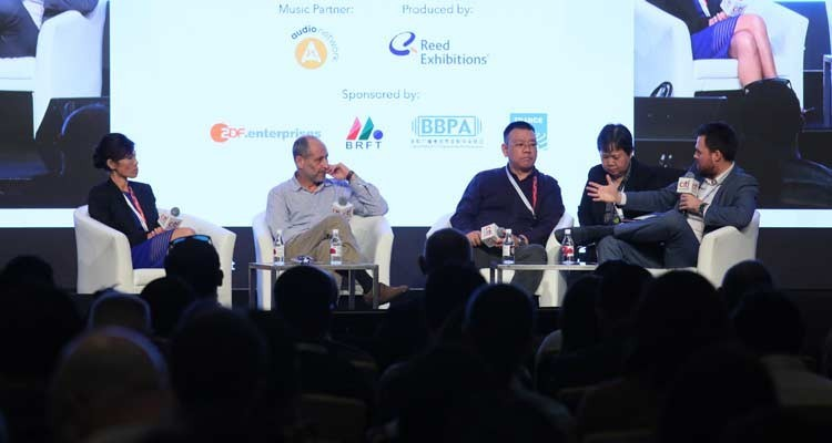 Documentaries are gaining popularity worldwide, and APAC plays a key role: Beatrice Lee, CEO APA, Blue Ant Media, David Weiland, BBC Asia, Lexian Zhu, chief, documentary, Tencent