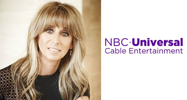 Bonnie Hammer, chairman, NBCUniversal Cable (Mary Rozzi/NBCUniversal)
