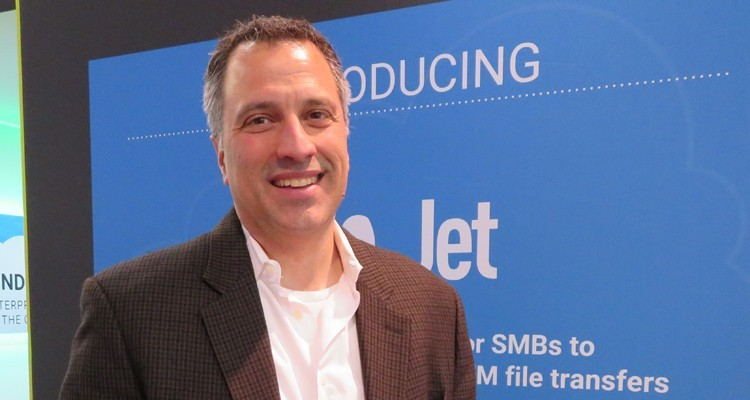 Jon Finegold, Chief Marketing Officer de Signiant