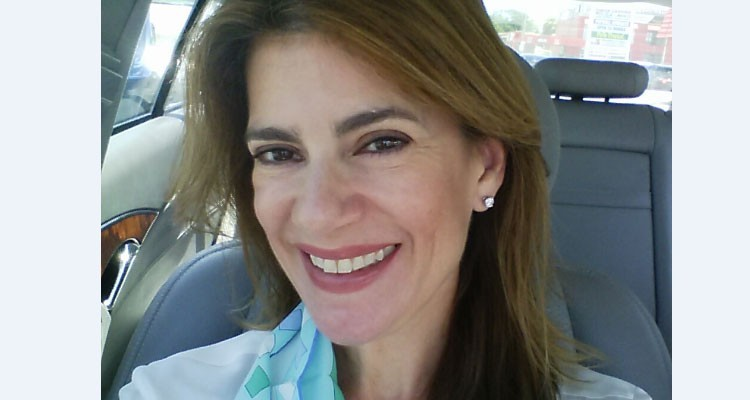 Guadalupe D'Agostino, head of sales RCTV International