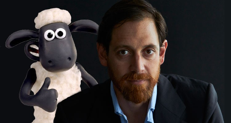 Zasha Robles y<em>Shaun the Sheep</em>