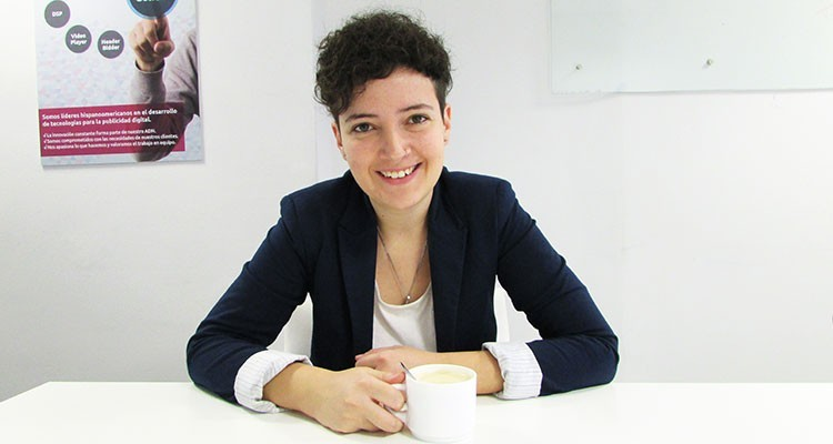 Noelia Saccomanno, Technical Support Leader