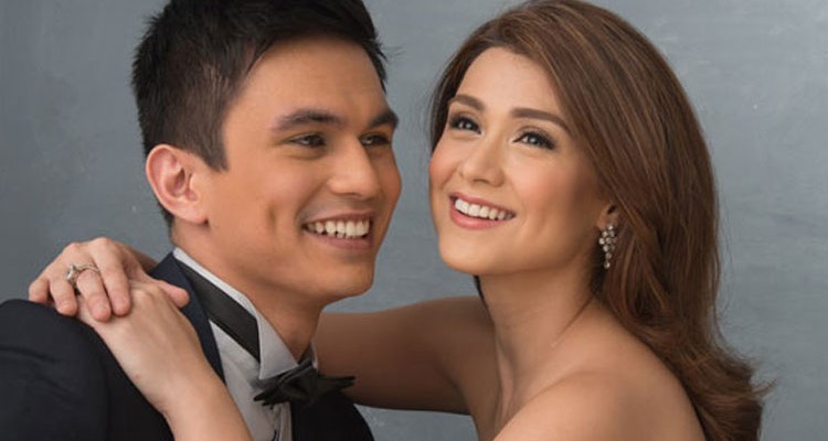 Carla Abellana and Tom Rodriguez, protagonists of My Destiny