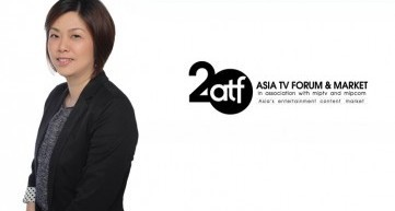 Yeow Hui Leng, Group Project Director of ATF and ScreenSingapore