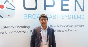 Kieran Kunhya, Managing Director, Open Broadcast Systems