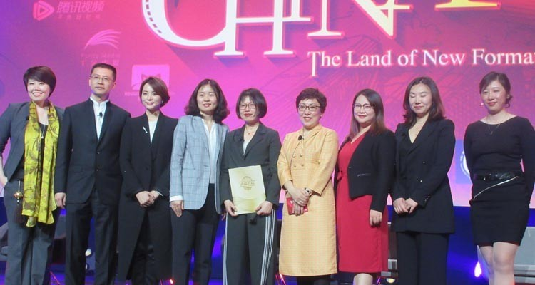 """At """"Wisdom in China"""" conference, nine Chinese TV and OTT professionals launched its most original and innovative formats, with a presence of over 200 executives"""