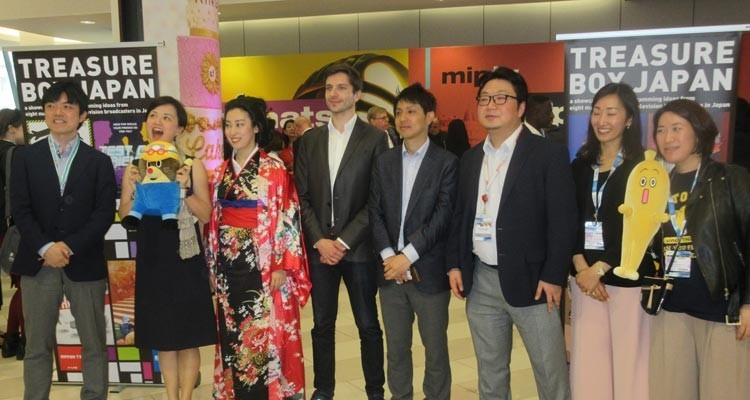 At Treasure Box Japan eight edition, over 300 executives watched the eight brand new formats from the Japanese distributors, including from physical games to talent shows and formats with a twist